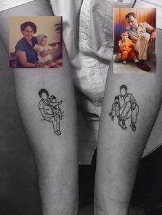 Tattu inspirados en fotos
