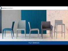 Sedie Filly / Bonaldo - YouTube
