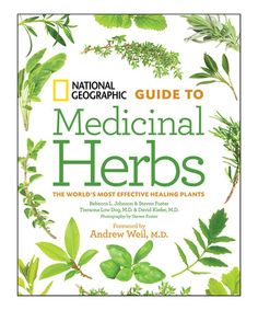 Another great find on #zulily! Guide to Medicinal Herbs Hardcover by National Geographic #zulilyfinds