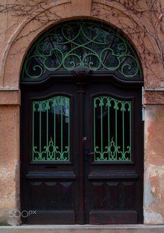 Street Door by Ágnes Hancz on 500px