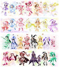 Tags: Ojamajo DoReMi, Harukaze Doremi, Senoo Aiko, Segawa Onpu, Asuka Momoko, Harukaze Pop, Makihatayama Hana, Seki-sensei, MiMi (Ojamajo Do...