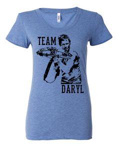 Walking Dead shirt walking dead daryl dixon by EnlightenedState, $17.95