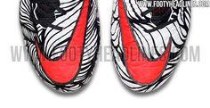 neymar nike hyperveno limited edition white black and red 2016
