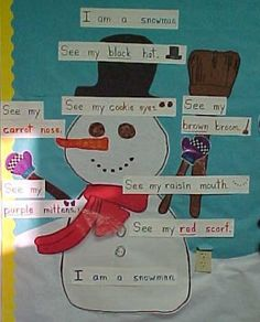 Snowballs extension activities  InMyRoom ~ January 20, 2001