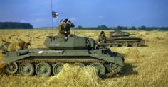 How Tanks Decided The First And Second World Wars