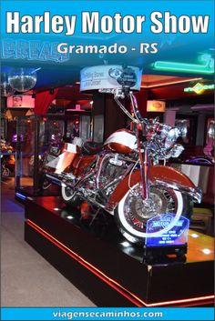 O Harley Motor Show é um museu bar dedicado as famosas motocicletas Harley Davidson, em Gramado! Saiba mais...