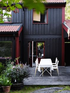 my scandinavian home: A lovely home and studio in Sweden's oldest town