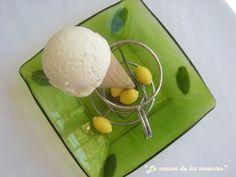 La Cocina de los inventos: Helado cremoso de Limón