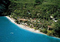 Camping Nanzel Gardalake Italy! Great place!