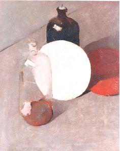 Edwin Dickinson Still Life, White Plate, 1914Oil...