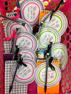 A Rocky Top Teacher: Back to School Student Gift Tags