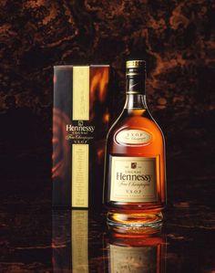 Hennessy VSOP Cognac. Memento Linea.