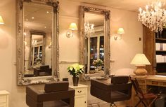 "Transforming a furniture shop into a beautiful salon in Hatch End, Middlesex, took partners Monica Brennan, Michelle Brockton and Kathy Boles just over a month. With the premises in good working order, the only major work needed was upgrading facilities such as electrics, plumbing, air conditioning and heating. ""We wanted to create a beautiful salon …"