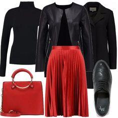 Audrey Nel Red 16 Rossa Gonna Fantastiche Su 2019 Immagini Skirts nqqzX0