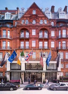 Claridge's, The Mayfair & Marylebone Guide