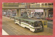 Blackpool UK~Transport Centenary Class Tram No 642 to Starr Uk Transport, Blackpool Pleasure Beach, Blackpool England, Bus Coach, Light Rail, Vintage Photos, Places Ive Been, 1970s, Past
