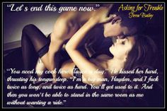 Asking For Trouble by Tessa Bailey