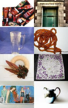 99 BOTTLES OF BEER ON THE WALL by Susan and Tracey on Etsy--Pinned with TreasuryPin.com