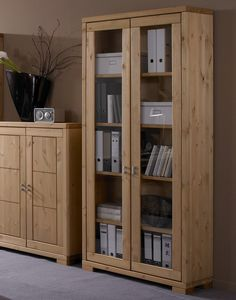 vitrine royal oak 2 t rig 359 95 d nisches. Black Bedroom Furniture Sets. Home Design Ideas