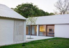 Imagen 1 de 27 de la galería de Casa en el Bosque / Studio Nauta. Fotografía de Frank van der Salm