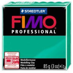 Fimo Professional VERT PUR N°500 - 85g - Place des loisirs