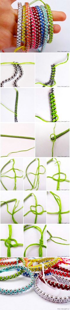 DIY Colorful Friendship Bracelets diy craft crafts craft ideas easy crafts diy ideas diy crafts easy diy how to tutorial crafts for kids teen crafts crafts for teens crafts to make and sell Crafts For Teens, Arts And Crafts, Diy Crafts, Teen Crafts, Sell Diy, Make And Sell, Diy Rainbow Friendship Bracelets, Friendship Gifts, Beaded Jewelry