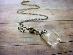Hey, I found this really awesome Etsy listing at https://www.etsy.com/listing/86371587/crystal-pendant-sterling-silver-wire