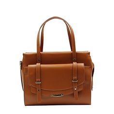 Sunday Silence Fashion Ladies Cross-Body Bag Womens Handbags and Girl Designer Shoulder Bag & Medium Top Zip (brown)