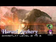 Harani Archery Gameplay - Level 6 to 8