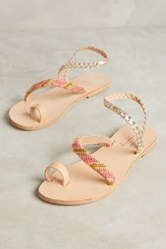 9cb5911d875 Shop the Elina Lebessi Tanya Sandals and more Anthropologie at Anthropologie  today. Read customer reviews · Elina LebessiFlat ...