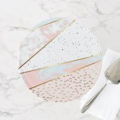 #Collagewhite marblegoldsilverblackwhitehand cake stand - #white #marble #gifts