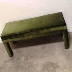 Parson's Benches Customize Your Own by livenUPdesign on Etsy