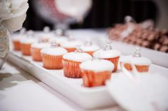 Engagement cupcakes *