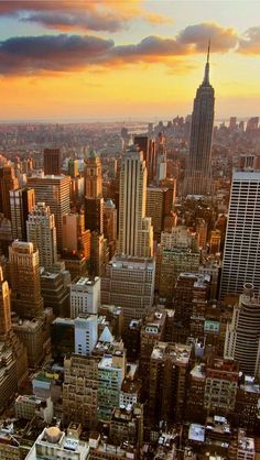 Love New York City, Must go back for shopping one day!