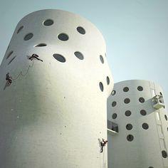 Zeeburgereiland Silos - NL Architects