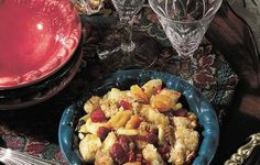 English Bread Pudding - Grandma kept day-old bread on hand and transformed it into this delicious treat.