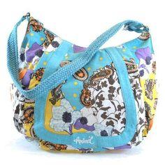 Animal Womens Rambutan Handbag - Turquoise: Amazon.co.uk: Clothing