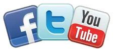 Learn how to achieve the best strategic marketing results on Facebook, Twitter, and YouTube..