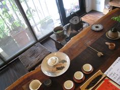 The gongfu tea ceremony, Taipei