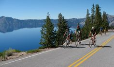 Car-Free Weekend at Crater Lake, Sept. 21-22 - Ride Oregon Ride