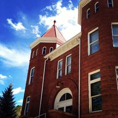 Grab A Book Or Cup Of Coffee And Enjoy Summertime By Old Main Northern Arizona University