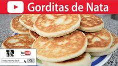 GORDITAS DE NATA | Vicky Receta Facil