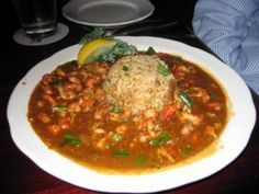 Try this New Orleans recipe for Crawfish Etouffee from the Gumbo Shop at home during New Orleans crawfish season.