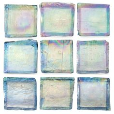 Discount Glass Tile Store - Ashland E Colors - Clear Ice Iridescent 1x1-in Glass Mosaic - $11.97 Per Sheet (Coverage Per Sheet 1.15 Square Feet) Free Shipping, $11.97 (http://www.discountglasstilestore.com/ashland-e-colors-clear-ice-iridescent-1x1-in-glass-mosaic-11-97-per-sheet-coverage-per-sheet-1-15-square-feet-free-shipping/)