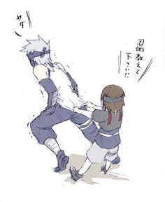 <3 Kakashi & Yamato