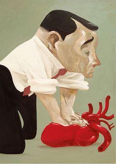 Barcelona Illustrator Riki Blanco | ILLUSTRATION AGE