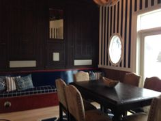 """The all new """"Grooms Room"""" at Bonnet Island State"""