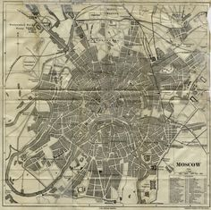 The Land Of Maps, Moscow