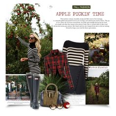 """""""Apple Pickin' Time"""" by thewondersoffashion ❤ liked on Polyvore featuring Rossetto, Wallis, Gianluca Capannolo, Dondup, Alexander Wang, Aéropostale, Hunter and Thierry Lasry"""