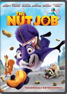 Confessions of a Frugal Mind: The Nut Job on DVD $3.74 Kid Movies, Family Movies, Disney Movies, Movie Tv, Disney Characters, Fictional Characters, Top Movies To Watch, Movies To Watch Hindi, The Nut Job